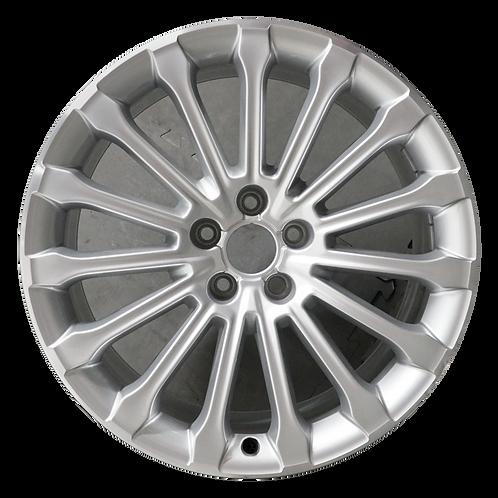 "19"" 2009-2019 Audi A8 S8 Silver Wheel 58985"