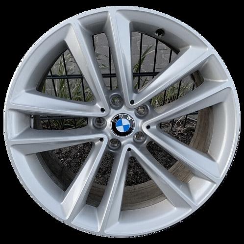 "19"" 2016-2020 BMW 640i GT 740e 740i 745i 750i Silver Front Wheel 86276 Style 630"