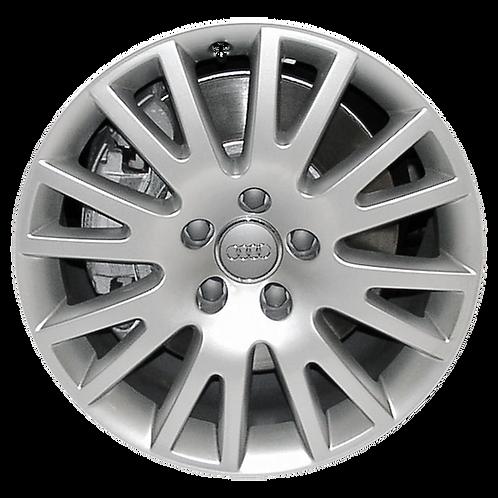 """17"""" 2005-2010 Audi A6 Silver Wheel 58780"""