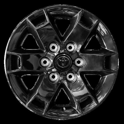 "16"" 2005-2015 Toyota Tacoma Black Baja Wheel Wheel 69611 & 75155"