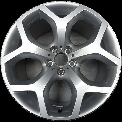 "20"" 2007-2014 BMW X5 X6 Silver Front Wheel 71177 Style 214"
