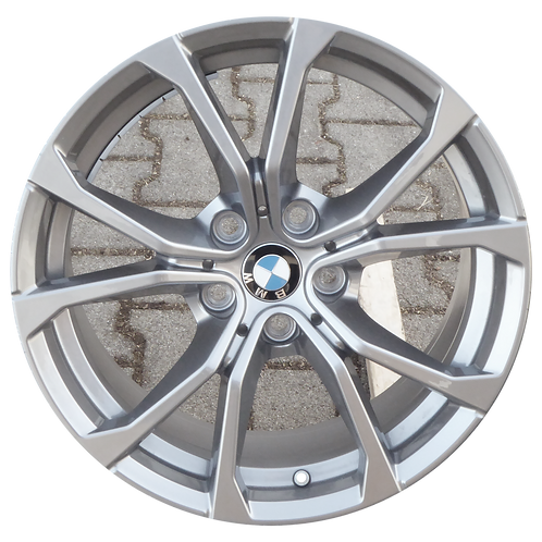 """17"""" 2019-2020 BMW 330i M340i Silver Wheel 86489 Style 776"""