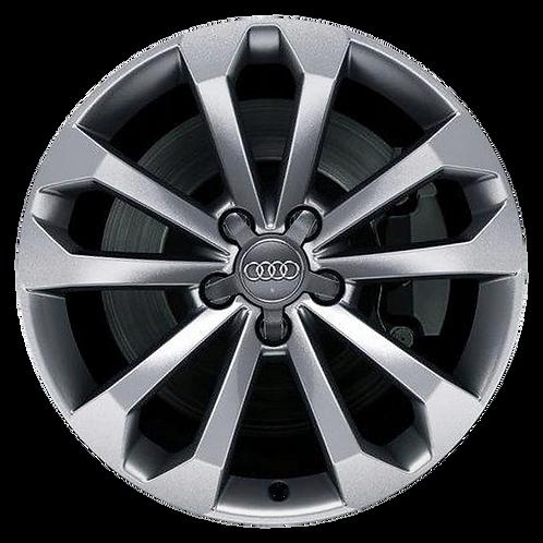 "18"" 2013-2017 Audi Q5 Silver Wheel 58917"