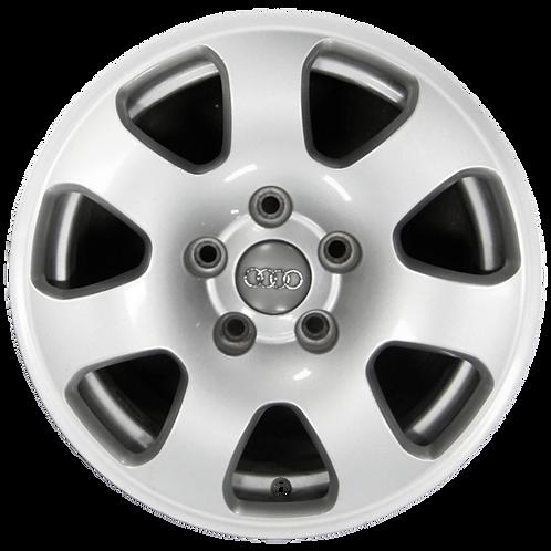 """16"""" 2002-2005 Audi A4 Silver Wheel 58745"""
