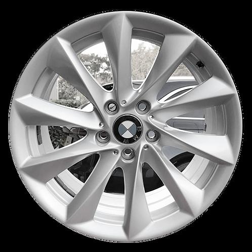 "18"" 2012-2020 BMW 320i 328i 330i 340i 428i Silver Wheel 71543 Style 415"
