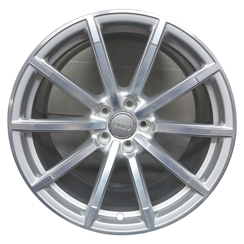 "19"" 2013-2014 Audi A5 RS5 S5 Polished Wheel 58946"