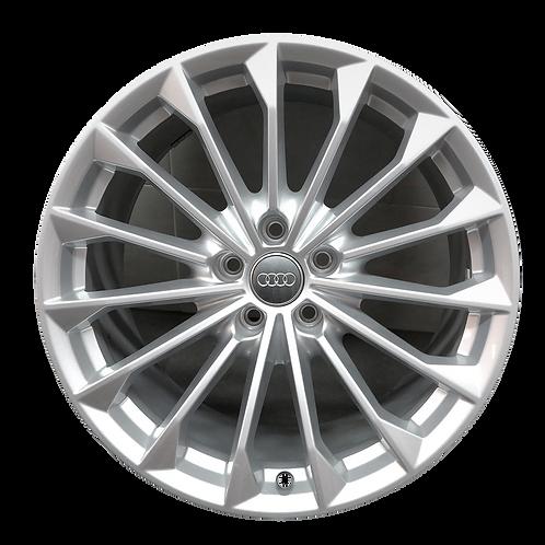"""19"""" 2019-2020 Audi A8 Silver Wheel 12011"""