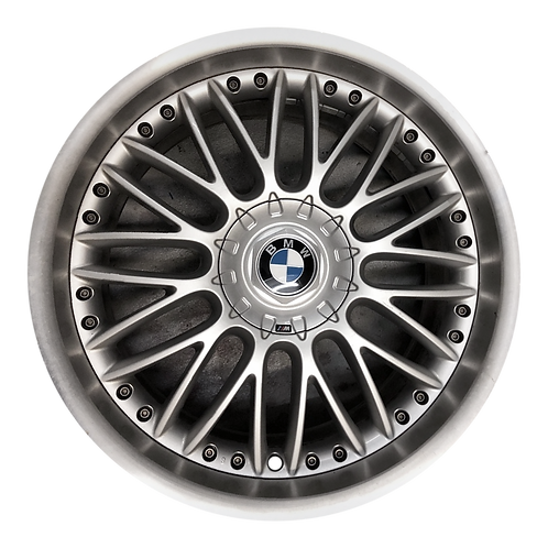 "19"" 2004-2010 BMW 525i 528i 530i 535i 550i Silver Wheel 59511 Style 101"