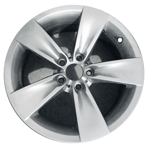 "18"" 2004-2010 BMW 525i 528i 535i 550i Silver Wheel 71205 Style 246"