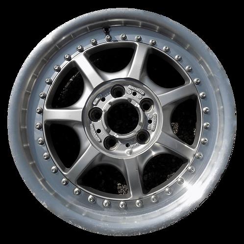 "17"" 1997-2003 BMW 525i 528i 530i 540i Silver Wheel 59256 Style 19"
