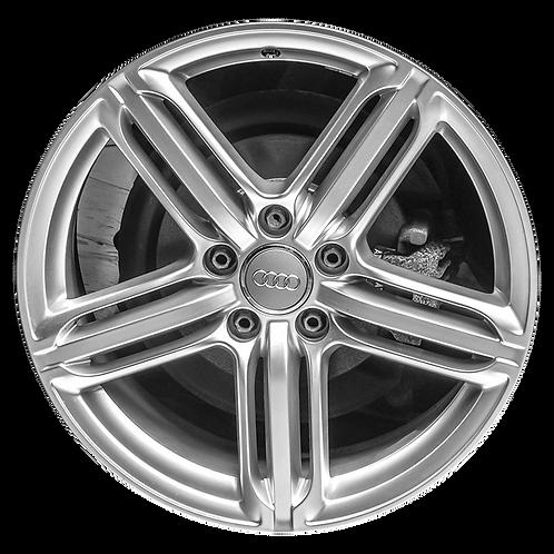 """19"""" 2011-2015 Audi TT Hyper Silver Wheel 58876"""