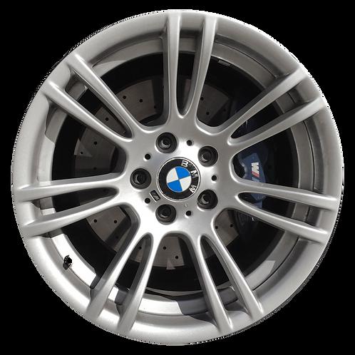 """19"""" 2008-2013 BMW M1 M3 Silver Wheel 71306 Style 270"""