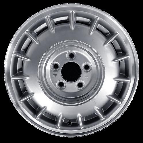 "16"" 2000-2001 Buick LeSabre Park Avenue Machined Silver Wheel 4009"