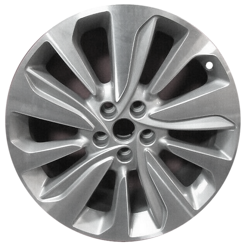 "18"" 2017-2021 Buick Encore Machined Silver Wheel 4148 & 4776"