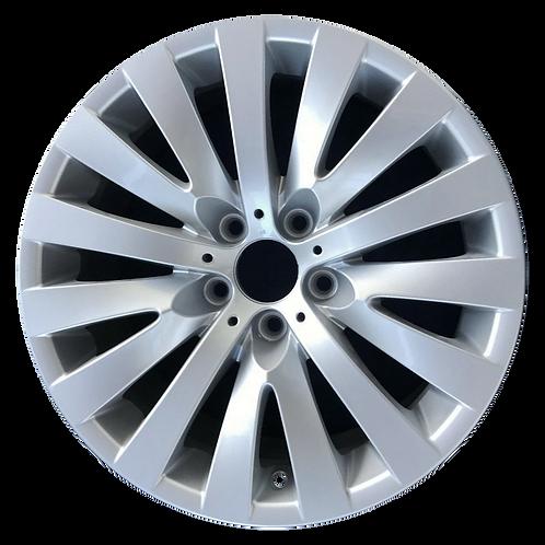 "18"" 2009-2019 BMW 535i GT 550i GT 740i 750i 760i M6 Silver Wheel 71327 Style 254"