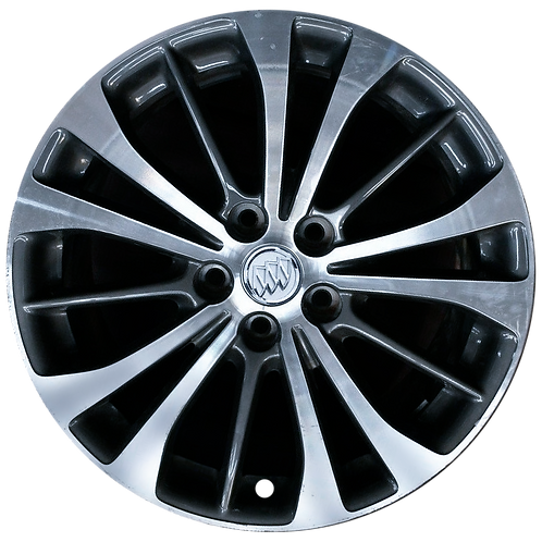 "18"" 2017-2019 Buick LaCrosse Machined Grey Wheel 4779"