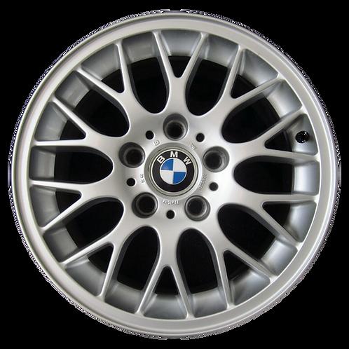 "16"" 1995-2006 BMW 318i 320i 323i 325i 328i 330i Z3 Silver Wheel 59270 Style 42"