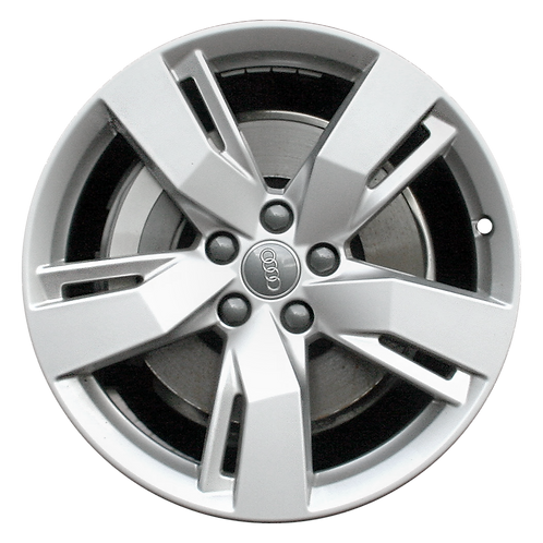 "19"" 2018-2019 Audi Q5 Silver Wheel 59037"