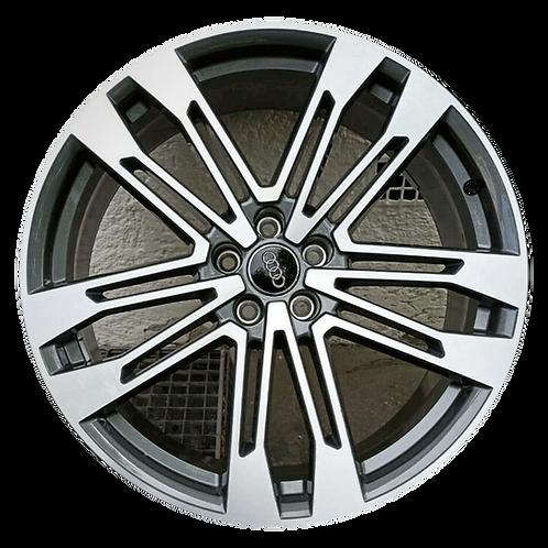 "21"" 2018-2020 Audi SQ5 Machined Grey Wheel 59040"