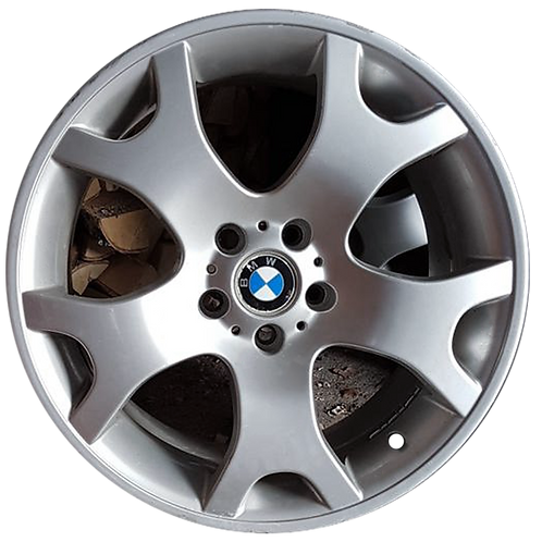 "19"" 2004-2006 BMW X5 Silver Front Wheel 59333 Style 63"