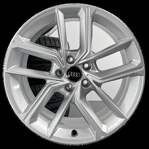 "18"" 2020 Audi S5 Silver Wheel 12004"