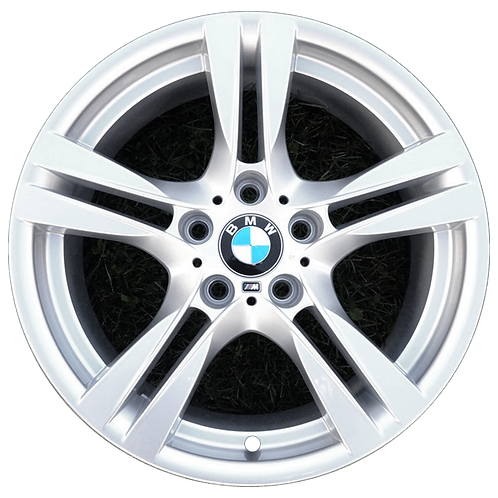 """18"""" 2013-2015 BMW X1 Silver Front Wheel 71599 Style 355"""