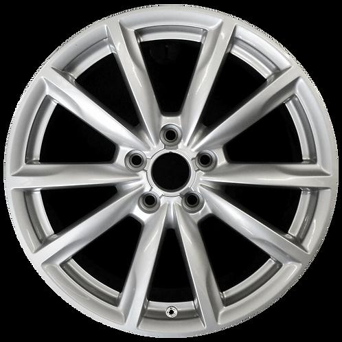"""18"""" 2007-2011 Audi A6 Silver Wheel 58851"""