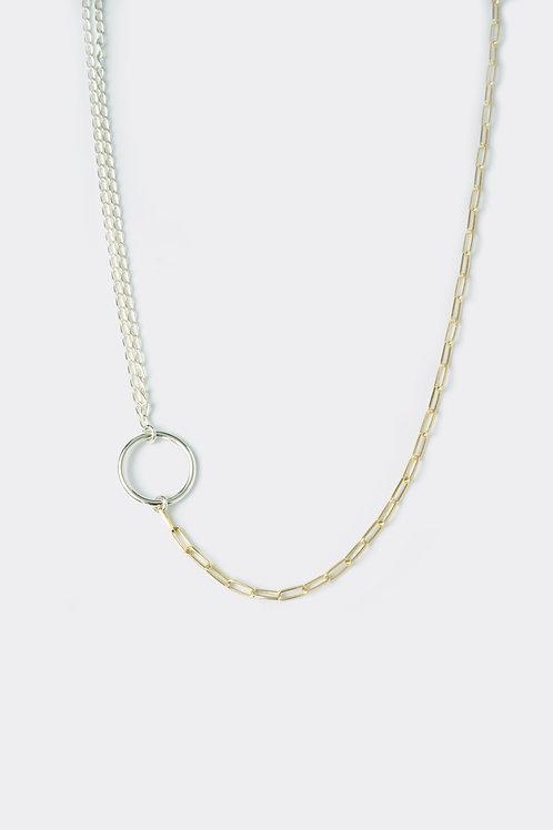 Biform Silver Chain (Gold)