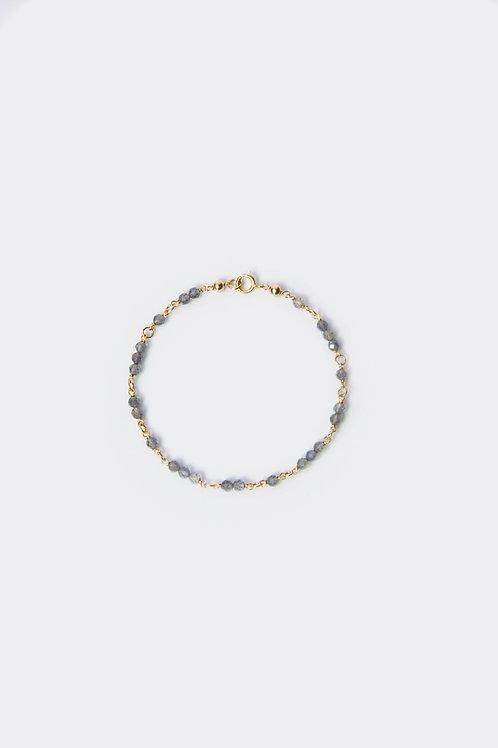 Gold Filled Iolite Bracelet (more)