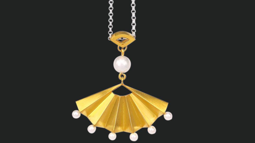 Have Fan Necklace