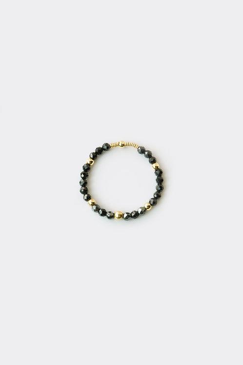 Gold Filled Spinel Ring