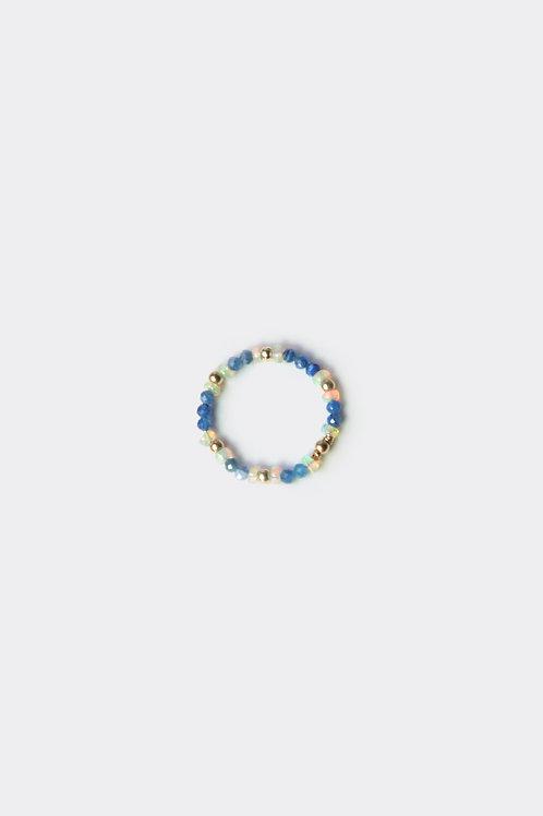 Gold Filled Kyanite Ring