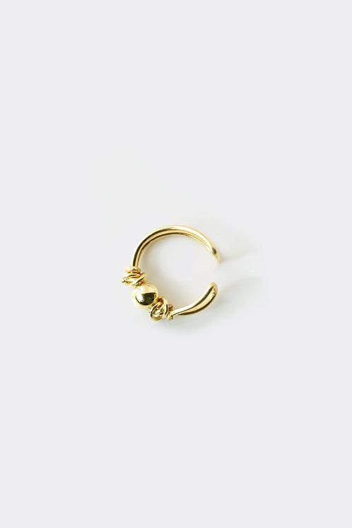Gold Filled Ear Cuff