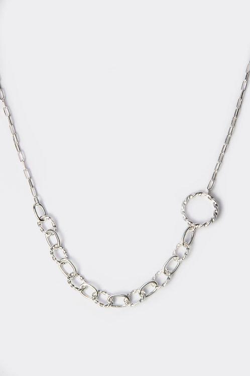 Biform Silver Chain