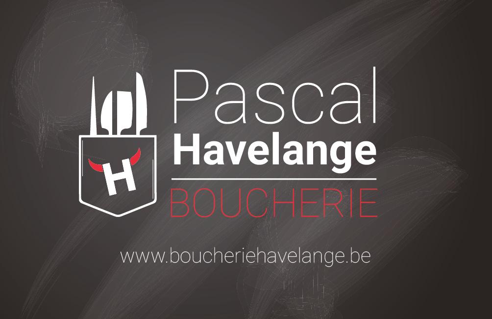 Carte de visite Boucherie Havelange