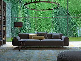 Podkrovní apartmán interiér