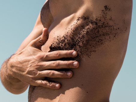 What is Micro-Buff Scrub Massage for Men