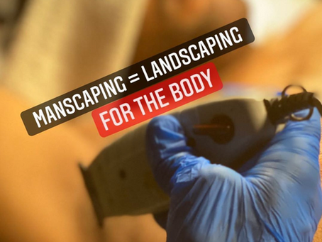 BODY GROOMING - TRIMMING IS BODY POSITIVITY TREND OF 2020
