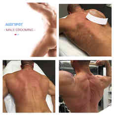 Alexspot24 Men Spa NYC Male brazilian Hair Waxing & Trimming Expert Male Massage