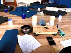 Cozy Meditation Loft