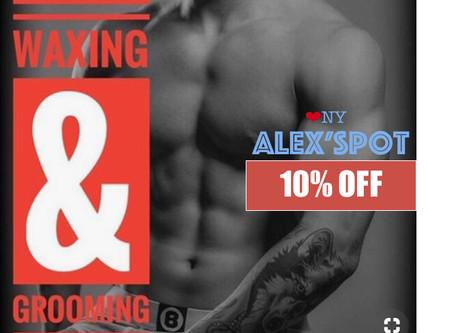 Men's Body Grooming & Waxing for Men Vday Special!