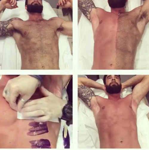 Alexspot24 Men Spa nyc Male brazilian Hair Waxing & Trimming Expert