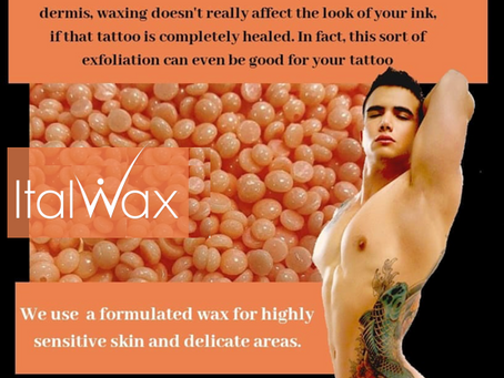 Why use a Wax Specially Designed for Men