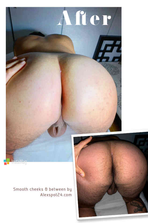anal waxing for men service NYC