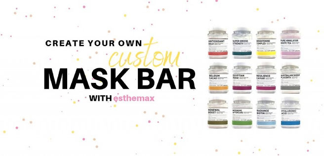 Customized facial Masks Bar Alexspot24.j