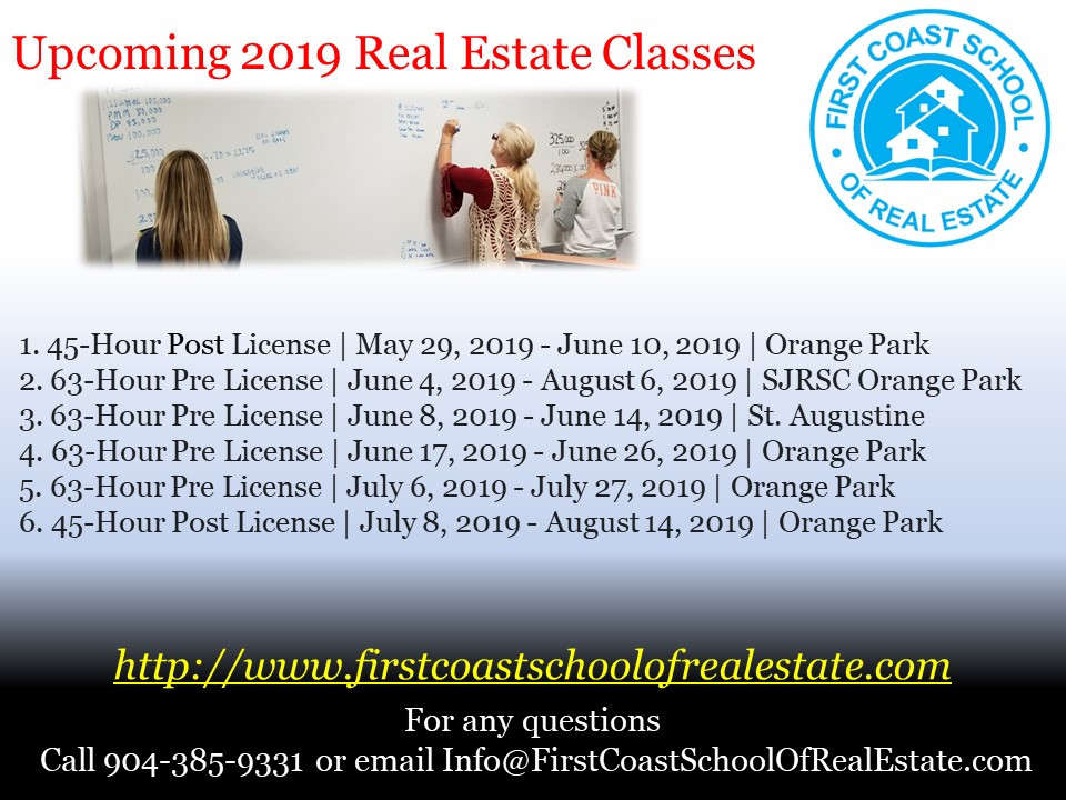 Check Out Our Upcoming Classes