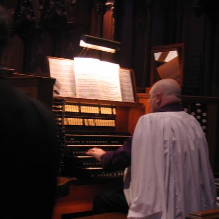Christopher Putnam, Grace Cathedral