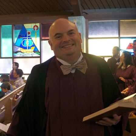 Christopher Putnam, Easter at All Souls Parish