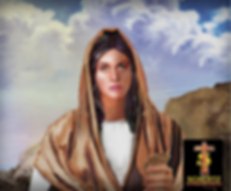 Mary Magdalene Encounter At The Tomb.png