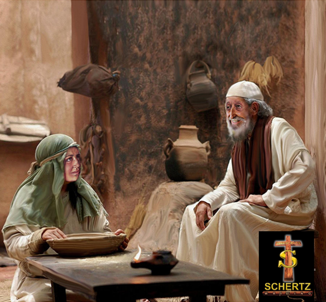 Zacharias And Elisabeth At Home.png